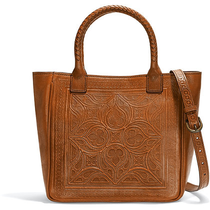 Brighton - The Morella Small Tote Cognac