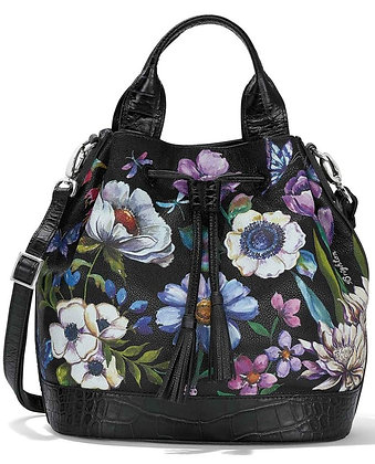 Brighton - The Tulip Drawstring Handbag