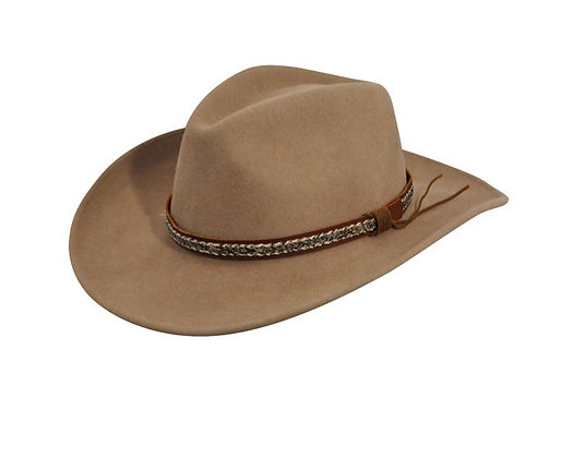Bailey Hats - The Wind River Nock Outback
