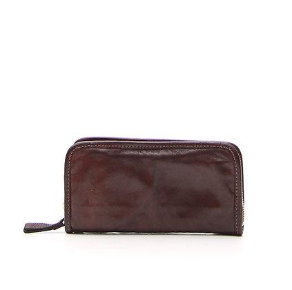 Campomaggi - Long Zip Wallet, Classic Finish