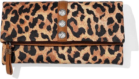 Brighton - Nolita Catwalk Shimmer Large Wallet