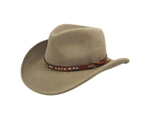 Bailey Hats - The Broken Arrow Felt Hat