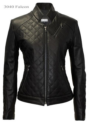 Remy - Women's Leather Jacket