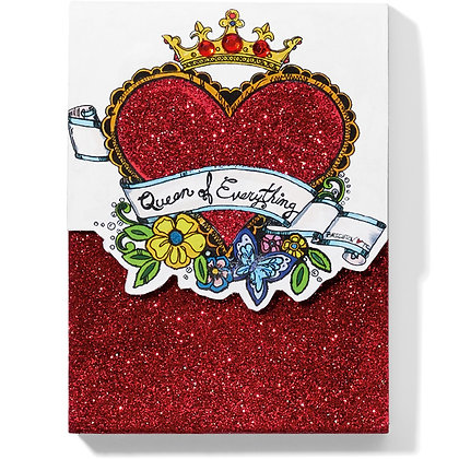 Brighton - Queen Of Everything Notepad