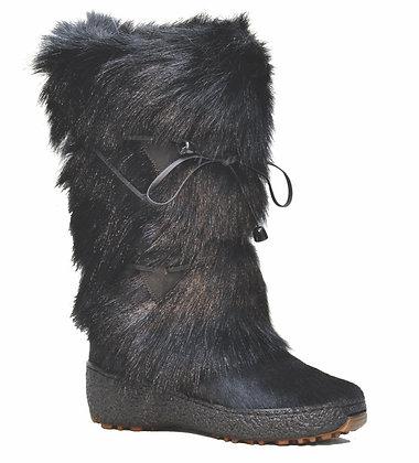 Regina -  The Anna Calfskin and Goat Boot
