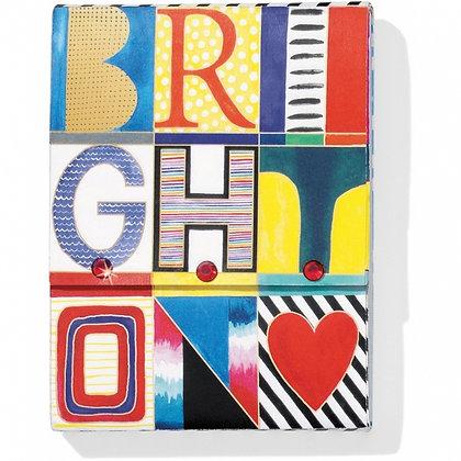 Brighton - Brighton Logo Pocket Notepad
