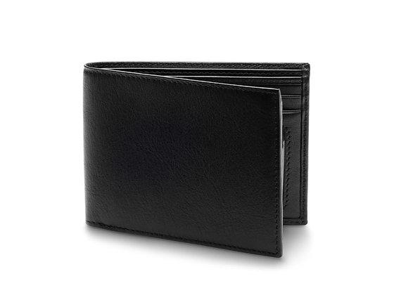 Bosca - Executive ID Bifold Wallet in Nappa Vitello Leather