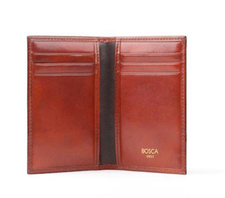 Bosca - 8 Pocket Card Holder