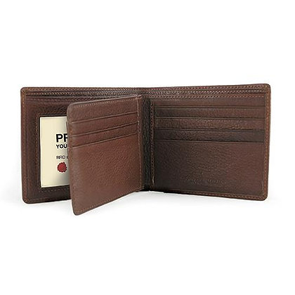 Osgoode Marley - RFID Extra Page Billfold Wallet
