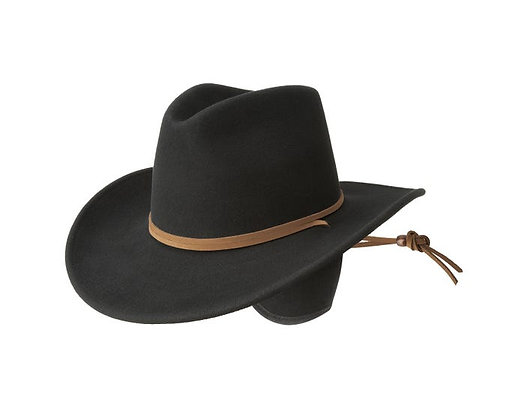 Bailey Hats - The Wind River Joe Eder LiteFelt® with Ear Flaps