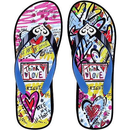 Brighton - Julia Flip Flops