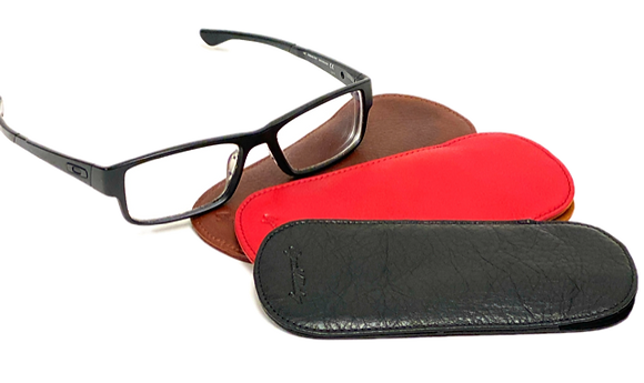 Osgoode Marley - Leather Eyeglass Case Assorted Colors