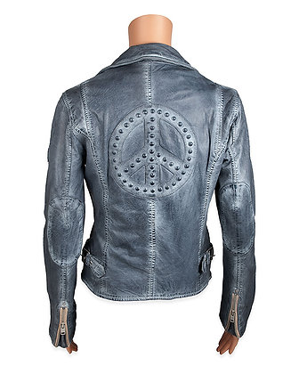 Mauritius - The Maysie Washed Distressed Biker