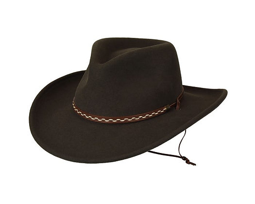 Bailey Hats - The Wind River Davy LiteFelt®