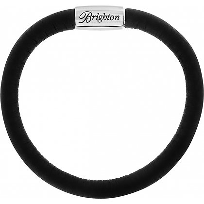 Brighton - Woodstock Single Bracelet Black