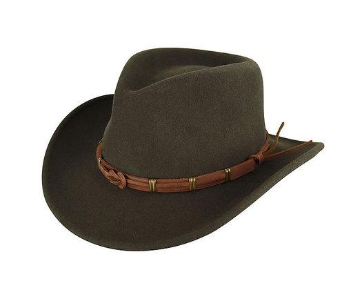 Bailey Hats - The Wind River Hostler LiteFelt®