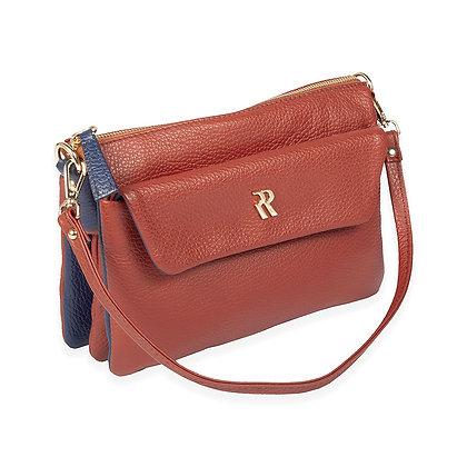 Bruno Rossi - Italian Small Multi Strap Handbag