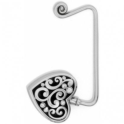 Brighton - Contempo Heart Handbag Hook