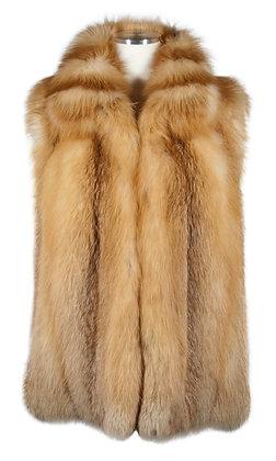 Chosen Furs - U.S.A. Red Fox Vest