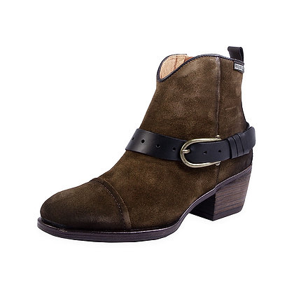 Pikolinos - The Baqueira Low Boot with Belt