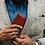 Thumbnail: Bosca - Men's Coat Pocket Wallet in Old Leather