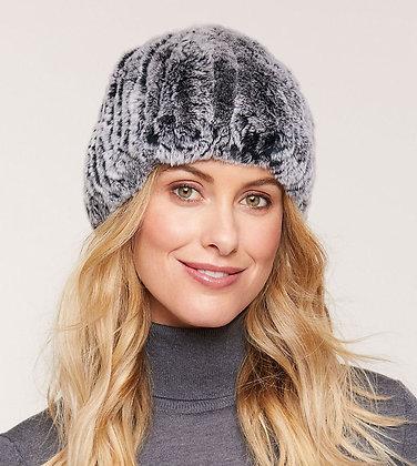 Chosen Furs -  Knitted Rex Hat
