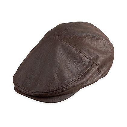 Bailey Hats - The Parker Faux Leather Cap