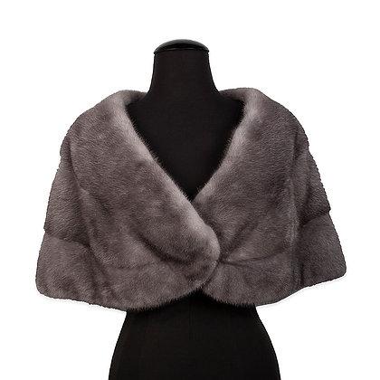 Chosen Furs - Natural Mink Stole