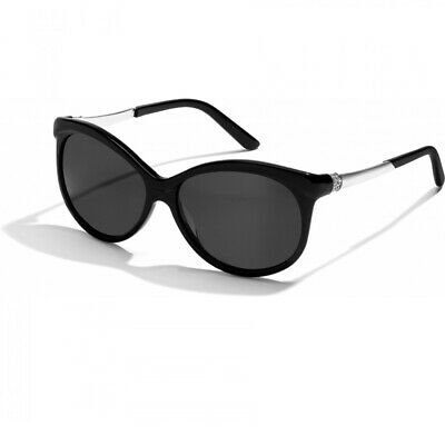 Brighton - Black Meridian Sunglasses