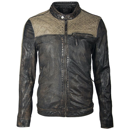 Mauritius - The Gilby Speed Racer Lambskin Jacket