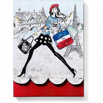 Brighton - Paris Fashionista Notepad