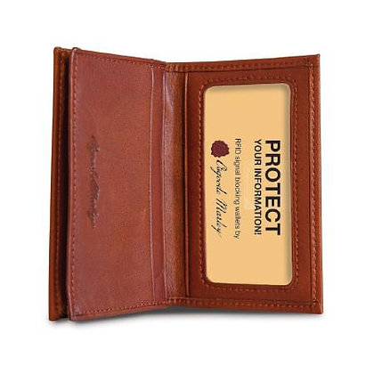 Osgoode Marley - RFID Gusset Card Case