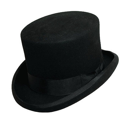 Dorfman - The Low Crown Top Hat