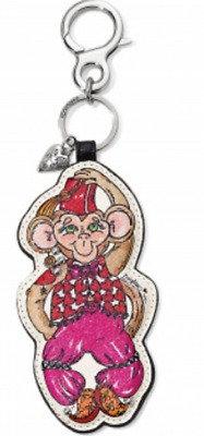Brighton - Monkey See Monkey Do Key Fob