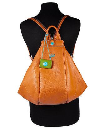 Gabs - The Greta Ruga Leather Backpack Large