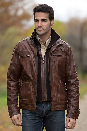 La Marque - Memphis Men's Double Collar Jacket