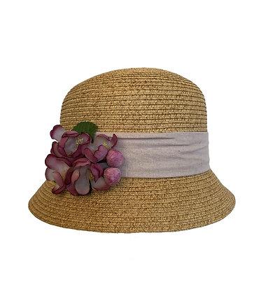 Toucan Hats - Cherry Flower Cloche