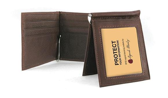 Osgoode Marley - RFID Money Clip Wallet