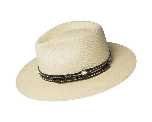 Bailey Hats - The Morden Flat Brim Panama