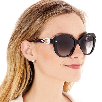 Brighton - Chara Ellipse Sunglasses