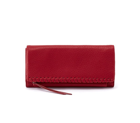 Hobo - The Wade Long Wallet in Velvet Hide