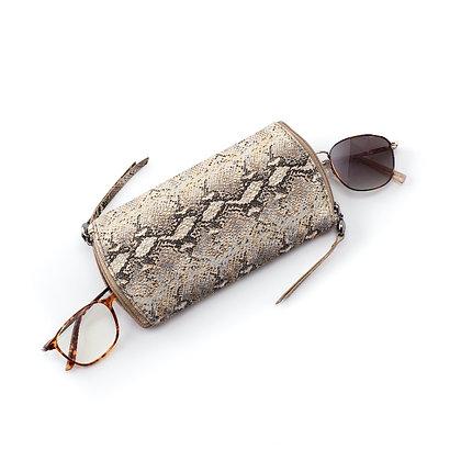 Hobo - Spark 2 Pair Eyeglass Case in Glam Snake