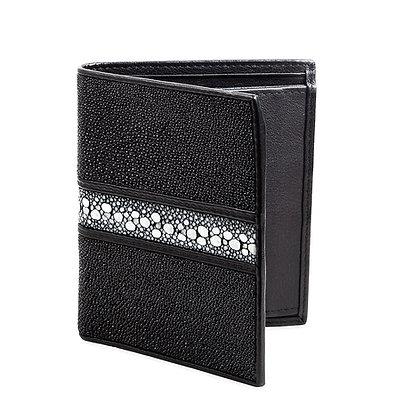 Makai - Genuine Stingray Hipster Wallet 1 Stripe