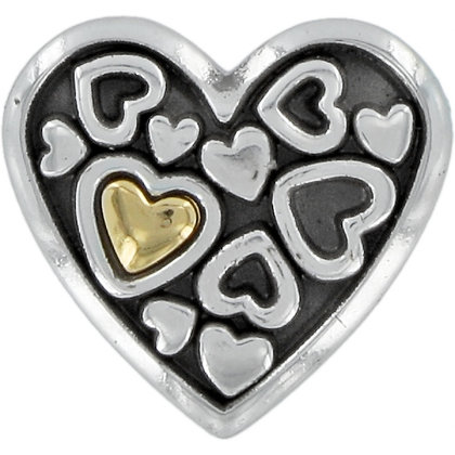 Brighton - Floating Hearts Magnet