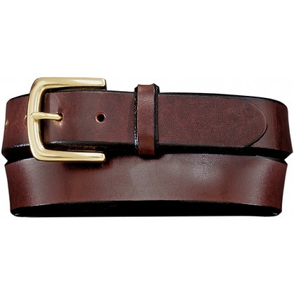 Brighton - English Bevel Latigo Belt