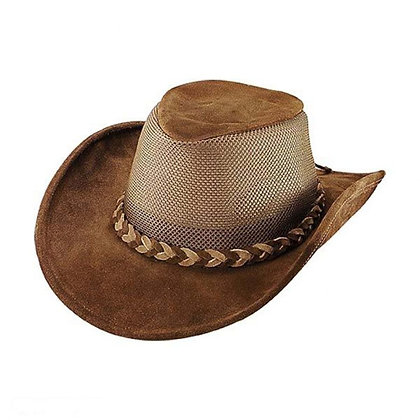 Henschel Hats - The Explorer Suede Outback