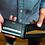 Thumbnail: Bosca - Small Bifold Wallet in Nappa Vitello