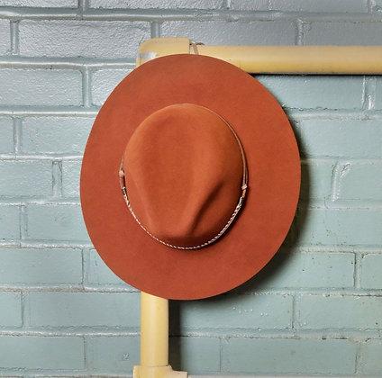"Bailey Hats - The Creekside 3"" Brim Wool Felt"