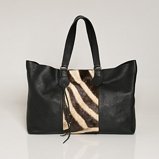 Kulu - The 'Lauren' Tote in Zebra