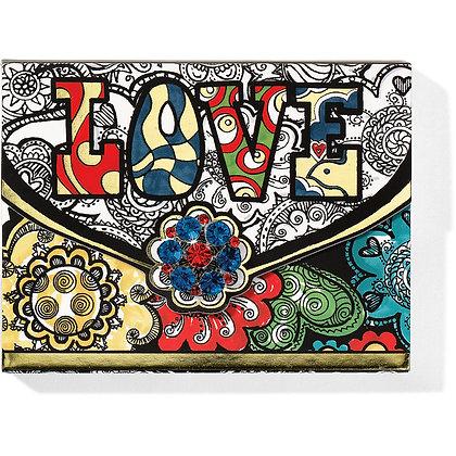 Brighton - Summer Love Pocket Notepad